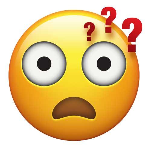 Emoji Request - ConfusedEmoji