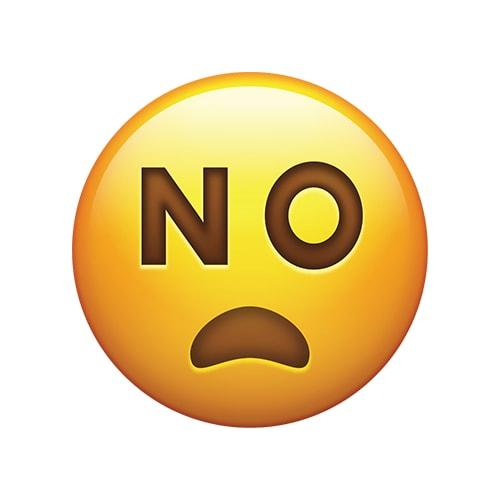 Emoji No - Emoji World