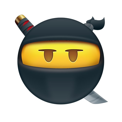 Is There A Ninja Emoji Emoji World