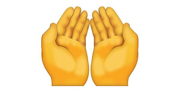 emoji request islamprayinghandsemoji