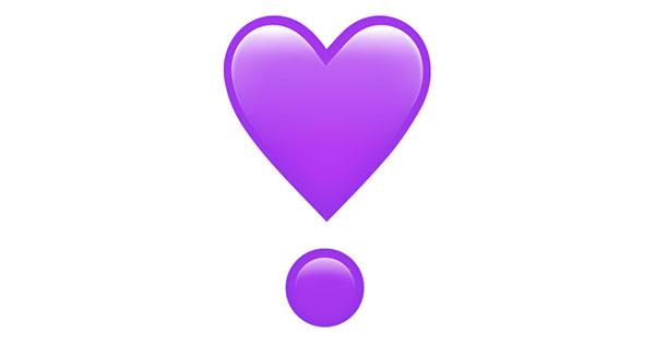 emoji request purpleheartexmarkemoji